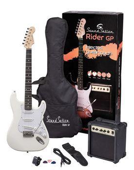 Soundsation RIDER GP WH - Set chitara electrica