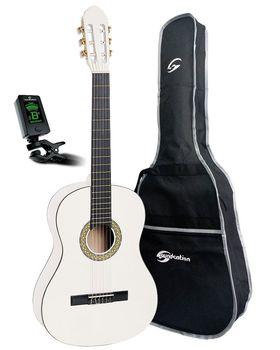 Set chitara clasica trei sferturi Toledo Primera 34-WH 3/4 - Music and More