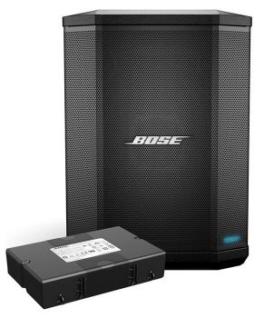 Bose S1 Pro System Bluetooth - Set Monitoare Active Portabile Stereo - Music and More