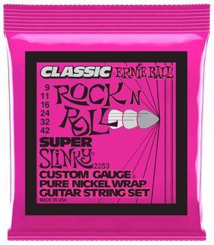 Ernie Ball Rock'n Roll Super Slinky 2253 - Corzi Chitara Electrica