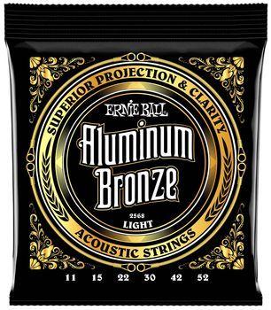 Ernie Ball Aluminium Bronze 2568 - Corzi Chitara Acustica