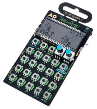 Teenage Engineering PO-137 rick & morty - Sintetizator Portabil - Music and More