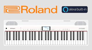 Roland Alexa Go Piano - Music and More