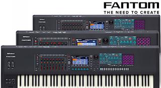 Roland Fantom - Music and More
