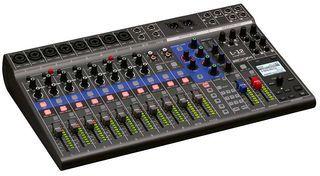 Zoom Multi Trak L-12 - Cel mai flexibil ieftin si user friendly multitrack recorder