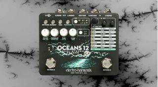 Electro-Harmonix vor lansa o noua pedala - Oceans 12 Dual Stereo Reverb - Music and More