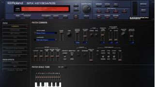 Roland Clound a lansat plugin-ul VST xpansion SRX Keyboards - Music and More