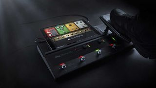 IK Multimedia a lansat pedalboard-ul interfata audio iRig Stomp I/O