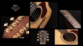 Cort Guitar Gold Series - Music and More