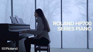 Roland a lansat noua serie de piane digitale HP700 - Music and More