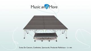 Scena portabila - Music and More