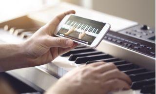 Skype Tempo Piano Lesson