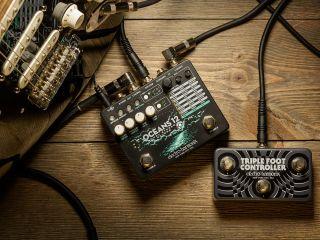 Pedala Oceans12 de la Electro-Harmonix