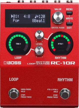 Review BOSS RC-10R Rhythm Loop Station