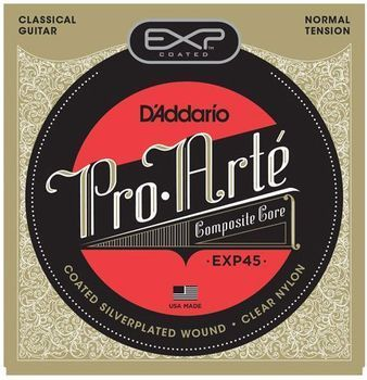 D'Addario Pro Arte EXP45 - Set Corzi Chitara Clasica - Music and More