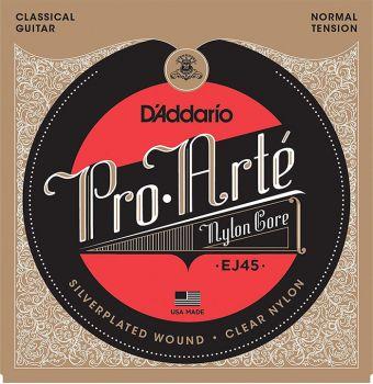 D'Addario Pro Arte EJ45 - Set Corzi Chitara Clasica - Music and More