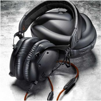 V-Moda M-100 Matte Black - Casti Audio