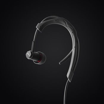 V-Moda Forza FRZ-A-BLACK - Castia Audio In-Ear