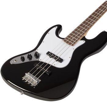 Soundsation SPUR-LH BK - Chitara Bass - Music and More