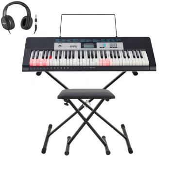 """Casio LK 136 - Set Orga Electronica """"Complete Pack"""""""