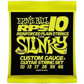 Ernie Ball 2240 Regular Slinky RPS 10 - Set Corzi Chitara Electrica - Music and More