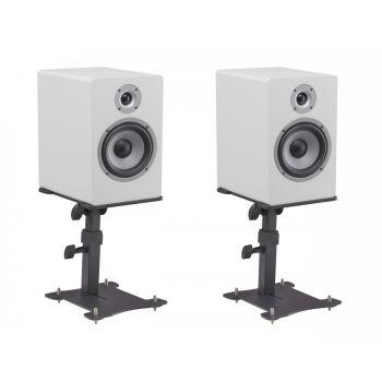 Soundsation TMONS-PRO - Stative profesionale pentru monitor studio pentru desktop