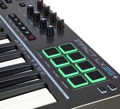 Claviatura MIDI Nektar LX25+