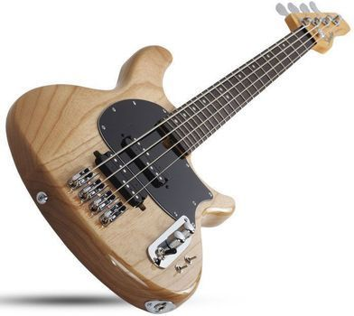 Schecter CV-4 GNAT - Chitara Bass Electric - Music and More
