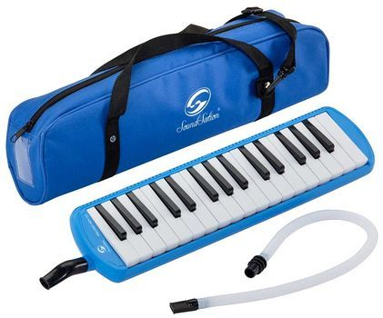 Soundsation Melody Key 32-BL - Melodica 32 de clape - Music and More