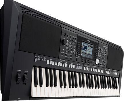 <label itemprop='name'>Yamaha PSR-S950 - Orga Electronica</label>, fig. 3