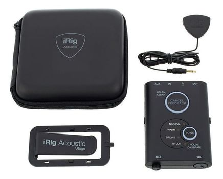 IK Multimedia iRig Acoustic Stage - Interfata /Doza Chitara Acustica IOS-Android