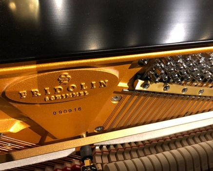 Schimmel Fridolin F123 - Pianina Acustica - Music and More
