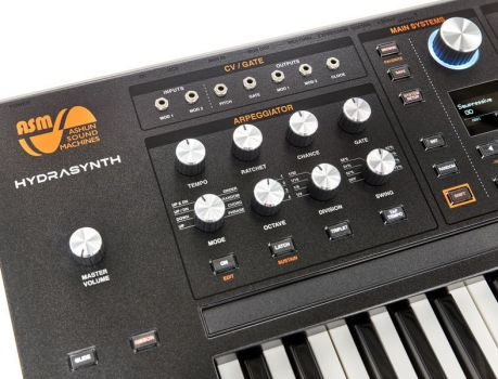 ASM Hydrasynth Digital Wave Morphing Synthesizer - Sintetizator