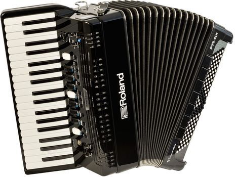 <label itemprop='name'>Roland FR-4X BK - Acordeon Electronic(Balkan si Dallapé extensions)</label>, fig. 1