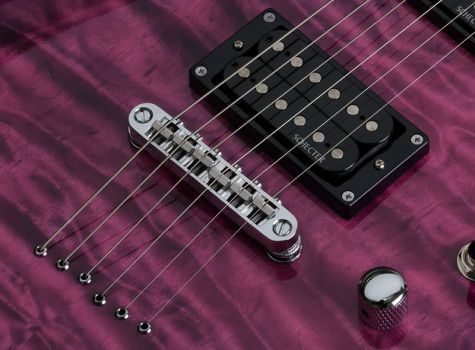 Schecter C-6 Plus EM - Chitara Electrica - Music and More