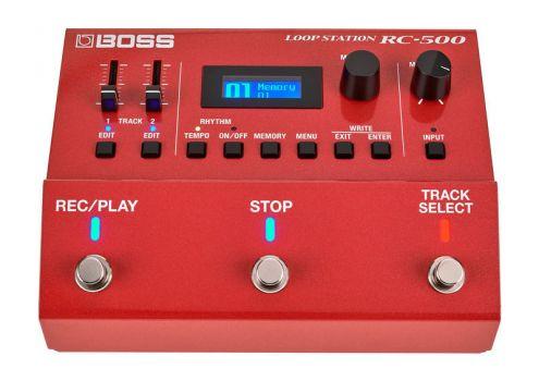 BOSS RC-500 - Looper Station Dual Track