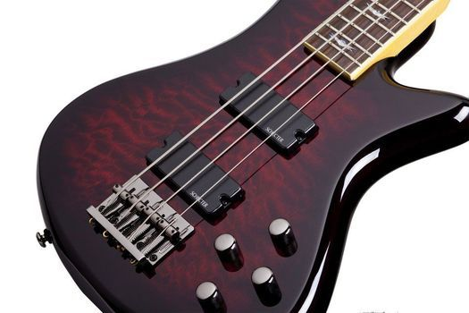 Schecter Stiletto Extreme-4 BCH - Chitara Bass Electrica - Music and More