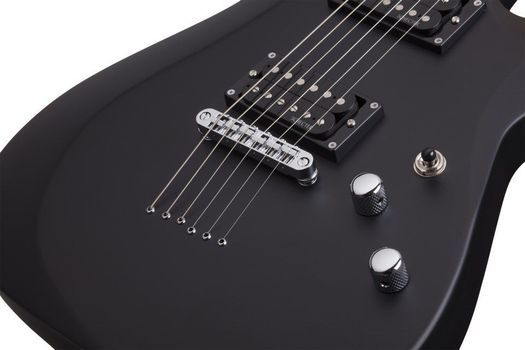 Schecter C-6 Deluxe SBK - Chitara Electrica - Music and More