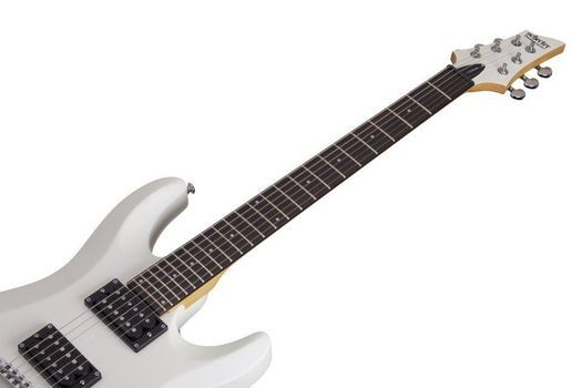 <label itemprop='name'>Schecter C-6 Deluxe SWHT - Chitara Electrica</label>, fig. 3
