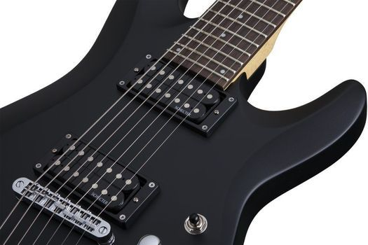 Schecter C-7 Deluxe SBK - Chitara Electrica - Music and More
