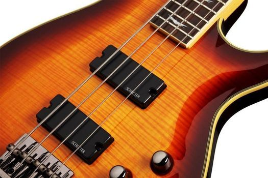 Schecter Omen Extreme-4 VSB - Chitara Bass Electric - Music and More