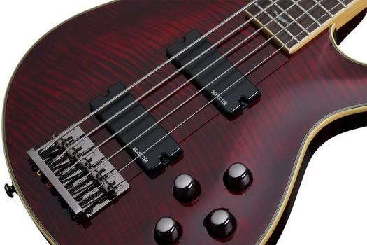 Schecter Omen Extreme-5 BCH - Chitara Bass Electric - Music and More
