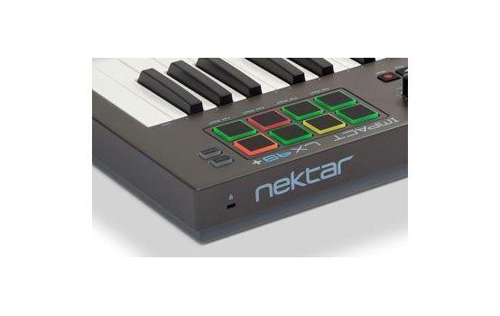 MIDI controller Nektar Impact LX49+ 5
