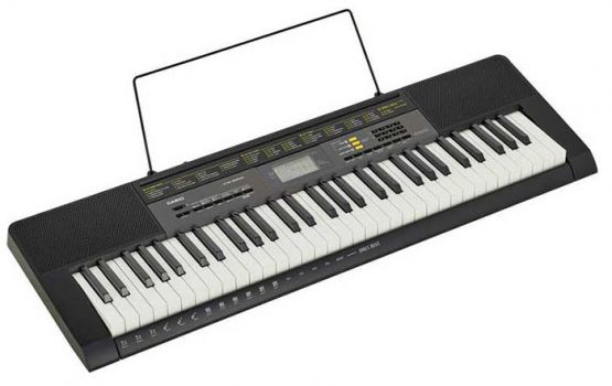 Casio CTK-2500 - Set Orga Electronica - Music and More