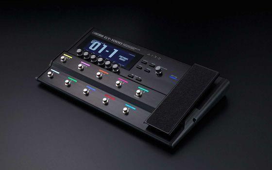 BOSS GT-1000 - Set Procesor Chitara Electrica si Geanta