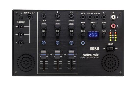 Inchiriere - Korg Volca Mix - 48 de ore