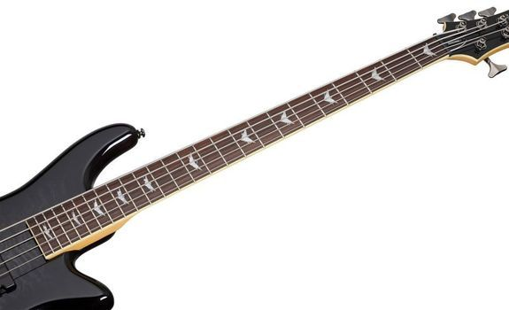 Schecter Stiletto Extreme-5 STBLK - Chitara Bass Electrica - Music and More