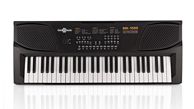 Gear4Music MK-1000 - Orga Electronica - Music and More