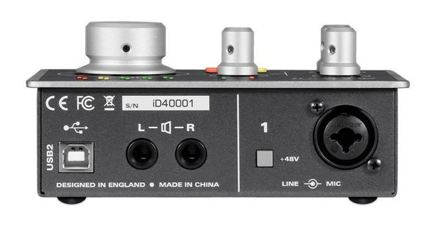 Audient iD4 - Interfata audio - Music and More