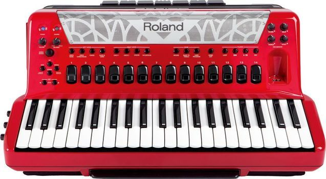 <label itemprop='name'>Roland FR-8X RD - Acordeon Electronic</label>, fig. 2